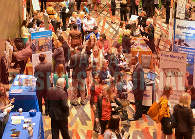 The Dallas Business Journal's Healthiest Employers in North Texas event included a Health Fair and an awards luncheon.