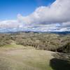 Northeast from Steer Ridge