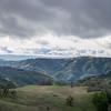 Clouds over Palassou Ridge