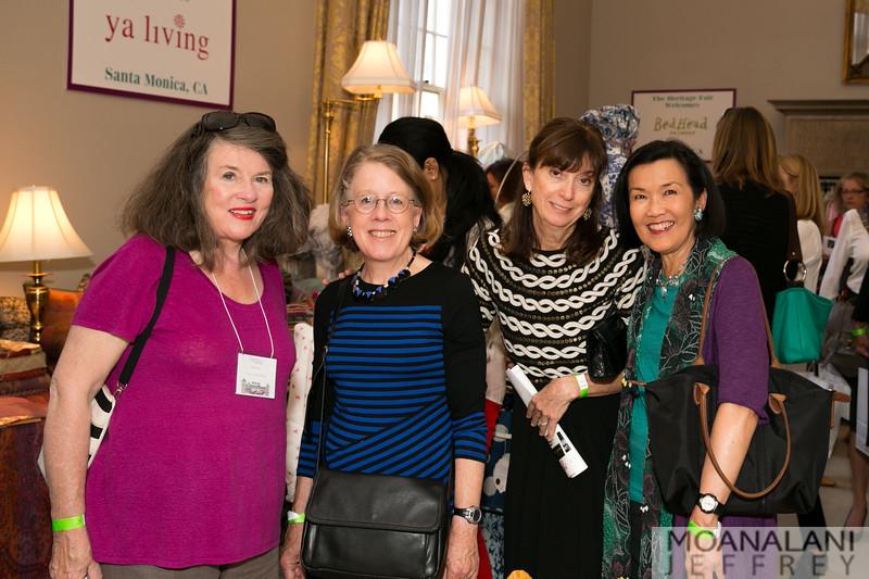 6627 Peggy Mitchell, Kaatri Grigg, Lisille Matheson, Sharon Woo