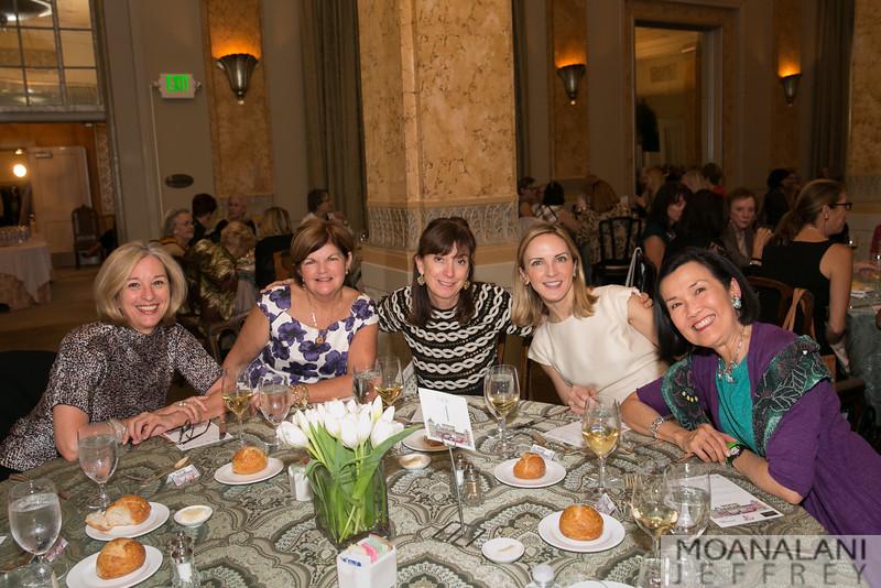 6922 Christine Dohrmann, Carol Ann Rogers, Lisille Matheson, Katharine Rogers,Sharon Woo
