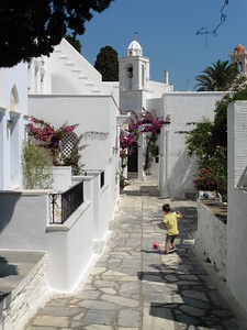 Hidden Gems of the Aegean - Kimberly Collins