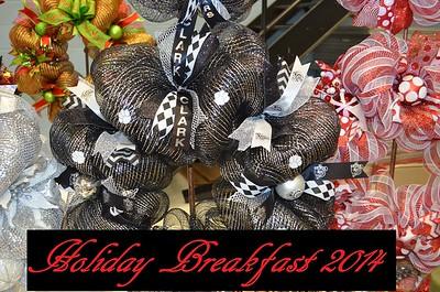 Holiday Breakfast 2014