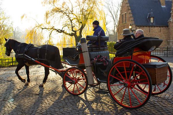 Winter Wagon Ride