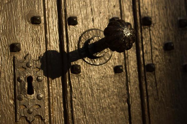 Doorknob, Brugges