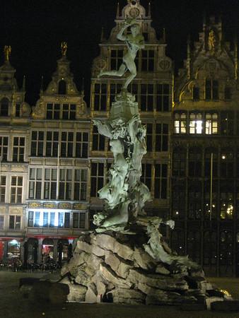20140827 EuroTrip Antwerpen