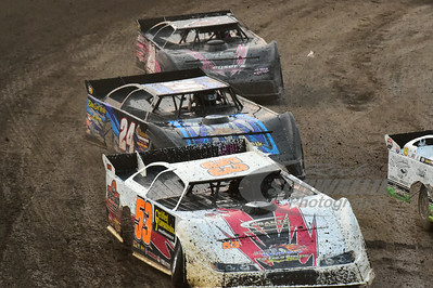 53 Andrew Kosiski, 24 Bill Leighton, Jr. and 29 Bill Koons