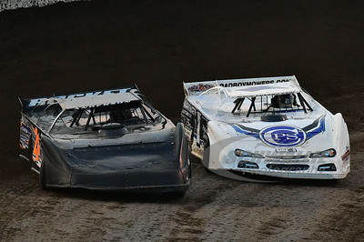 21x John Anderson and 777 Jared Landers