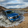 Dodge Commercial -- the Durango and its river crossing