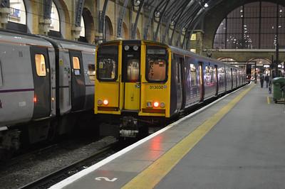 313030 at Kings Cross.