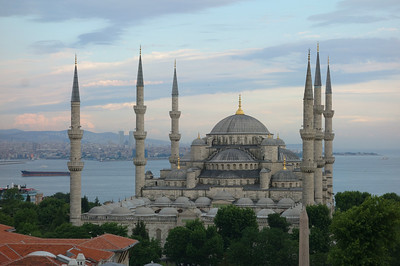Istanbul and Greek Islands