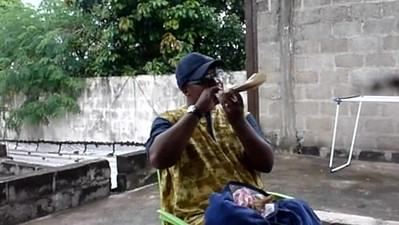 Ivory Coast - New Years Greeting