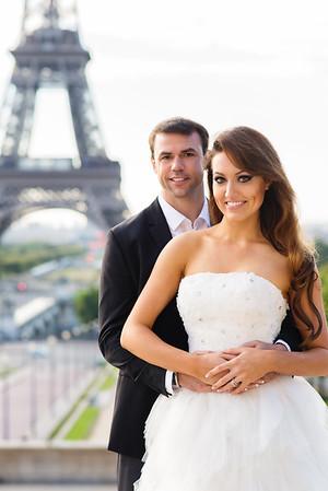 Jackie & David Paris