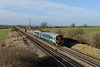 23 January 2014 :: Arriva Trains Wales, 158825 at Badgeworth on the 2G56 train, the 0916 from Maesteg to Cheltenham Spa