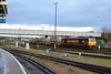 17 January 2014 :: Like old days ........ 2 Class 60's at Eastleigh! 60045 going about is shunting duties with 60015 in the background