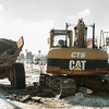 140109 3A Ent JOED VIERA/STAFF PHOTOGRAPHER Lockport,NY-Construction contractors work on storm sewers under Transit Road on Thursday.