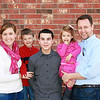 Christmas Eve Family Shot