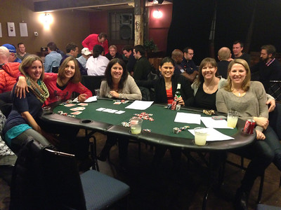 EEU poker tournament fundraiser