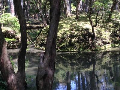 Tenry-ji, Moss Garden - Leslie Rowley S95