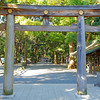 Tokyo - Meiji Shrine gates