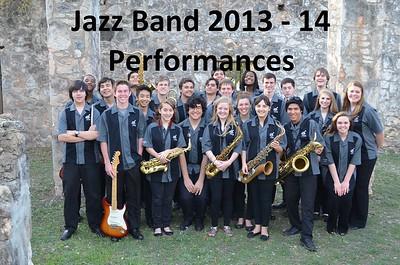 Jazz Band 2013-2014