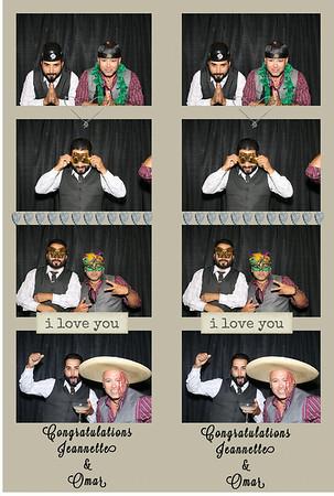 Jeanette & Omar's Wedding