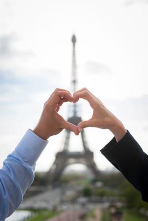 Jessica & Andres Paris