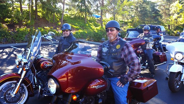 Jimmy's Fairhaven Ride 2014