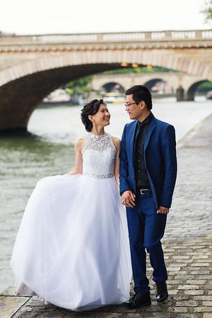 Jing & Nan Paris