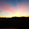 Nice sunrise over San Jac