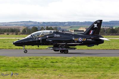 BAe Hawk T.1A XX285 Royal Air Force 100 Sqn, RAF Leeming