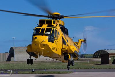 Westland Sea King HAR.3 ZE369 Royal Air Force 202 Sqn (D Flight), RAF Lossiemouth
