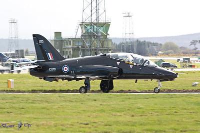 BAe Hawk T.1 XX170 Royal Navy 736 Sqn, RNAS Culdrose