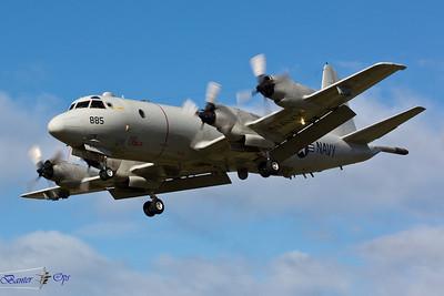 Lockheed P-3C Orion 159885 United States Navy VP-10, NAS Jacksonville, Florida