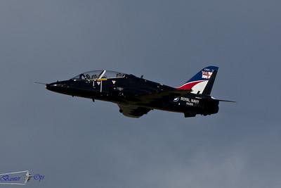 BAe Hawk T.1A XX205 Royal Navy 736 Sqn, RNAS Culdrose