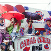 140703 JOED VIERA/STAFF PHOTOGRAPHER-Lockport, NY- Lockport's Canal Cuties take part in the  Independance Day Parade on July 3, 2014.