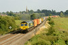 30 July 2014 :: King's Sutton is the location to see 66594 with 4M62 from Southampton to Hams Hall