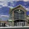 "140709 CONTRIBUTED-Lockport, NY-A rendering of Lockport's new ice arena ""Cornerstone Arena"" on Wednesday, July 8th."