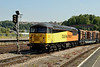 24 July 24 :: A closer view of 56113 on 6M51 at Bristol Temple Meads