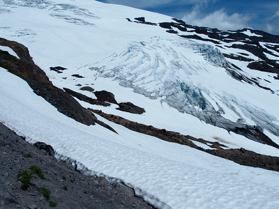Easton glacier