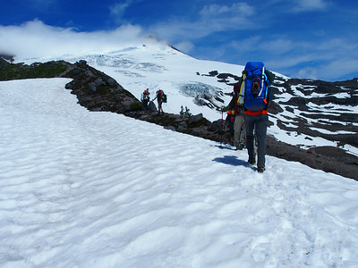 July - Mt Baker