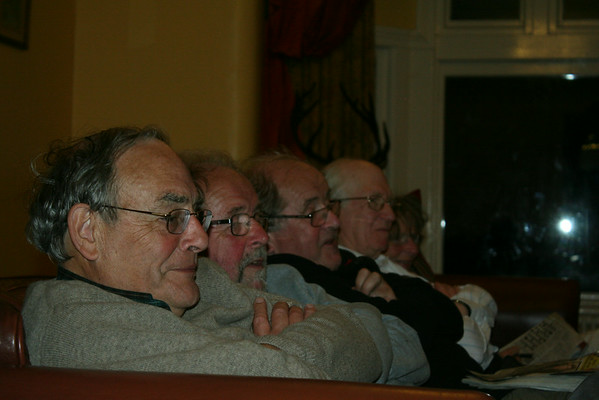 Frank and Maggi's 70th birthday celebrations