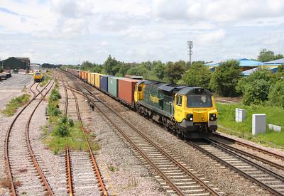 70016 Highworth Junction 07/06/14 4O59 Wentloog to Southampton
