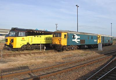 73207 Eastleigh 11/06/14
