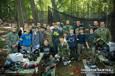 Strath Haven Wrestling and Reilly's Birthday - 6/14/2014 12:05 PM