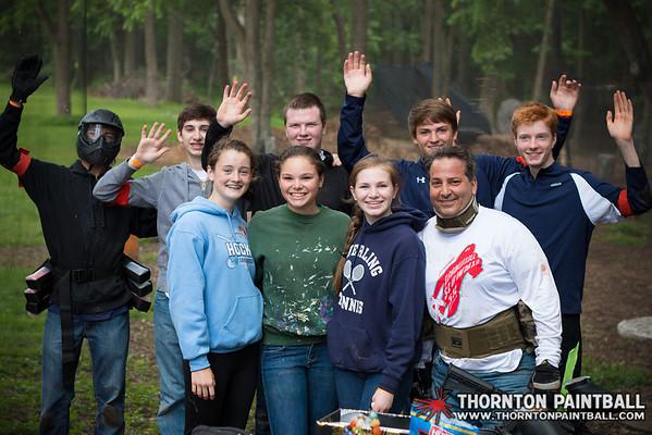 Belmont Charter School, Matt's Birthday, and Naim's Birthday Celebration - 6/14/2014 2:22 PM