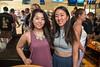 left, Gloria Kim; right, Sarah Lee