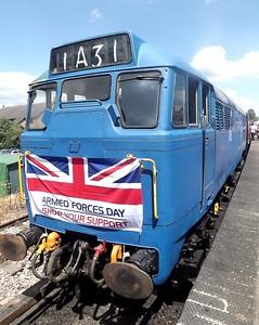 Rushden Transport Museum 21st June 2014