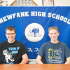 140604 Newfane JOED VIERA/STAFF PHOTOGRAPHER-Newfane, NY-Daniel Gysbers and Johnarley Wyman . June 4, 2014.