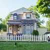 140627 JOED VIERA/STAFF PHOTOGRAPHER-Lockport, NY-James and Maria Updegraph's home on Spalding Street.